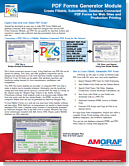 Open Amgraf PDF Forms Generator Option Brochure